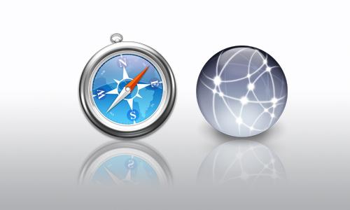 Safariネットワーク