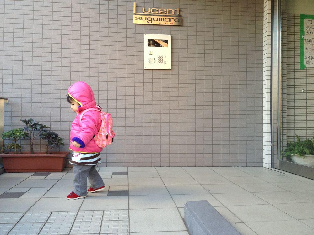 子どもは風の子、元気な子。奈々ちゃん公園へ行くの巻。
