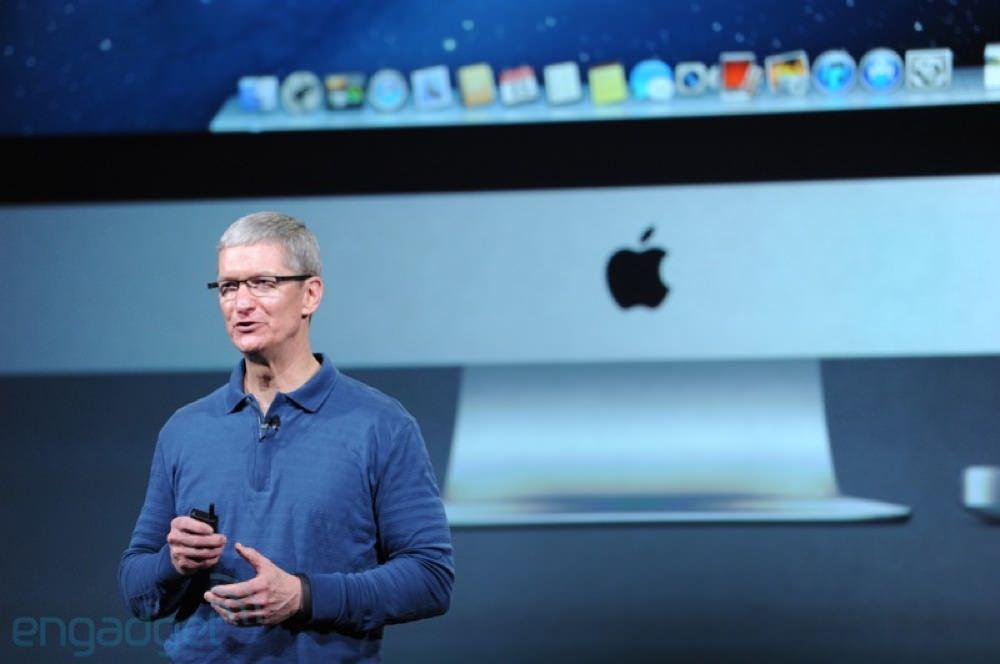 13インチのMacBook Pro Retinaも出た。っていうか、新しくなったiMacが魅力的すぎてヤバいぞ!
