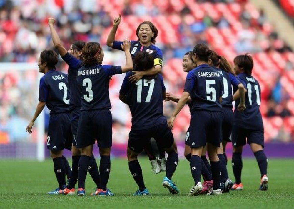 【ロンドン五輪】なでしこJapanがフランスに2-1で勝利し決勝進出。悲願のメダル確定。