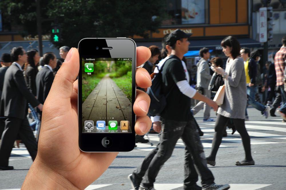 iPhoneの電波受信状況が突然悪くなった。そんな時にすること。