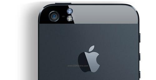 次のiPhone5Sでは背面LEDがデュアル(2つ)になるという話はホントみたい。