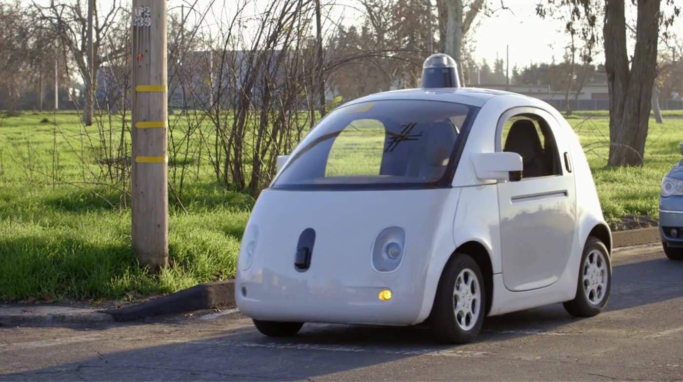 Googleが完全自動運転の車をいよいよ公道で走らせるんだって